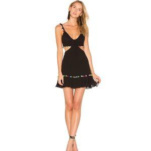 Capsize Dress in Black